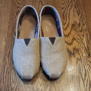 Women's Tom's shoes 9 $ 30.00 # A154